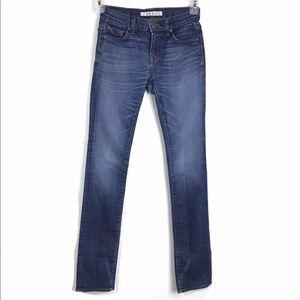 J Brand High Tide Skinny Jeans